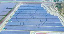 台電新太陽光電場近完工 40MW提前試運轉