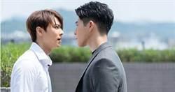 王子跟吳岳擎對戲 竟先摘眼鏡:不想看太清楚