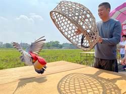 義竹鴿笭文化季精彩開飛 首次增加9.4吋鴿笭王