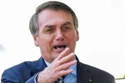 曾說新冠是小感冒 巴西總統買甜甜圈被民眾狂噓