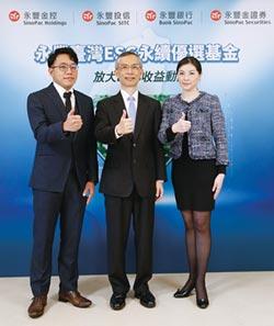 永豐臺灣ESG永續優選基金 4/15開募