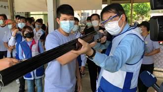 不畏疫情 全國射擊排名賽台南開賽