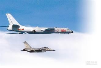 解放軍多架戰機再繞台海 國軍:全程監偵
