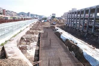 明年完工!基隆城際轉運站將涵蓋火車、公車及客運