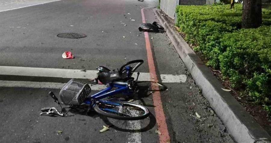 欒姓少年騎腳踏車遭酒駕的林姓男子撞上,無辜橫死街頭。(圖/報系資料照)