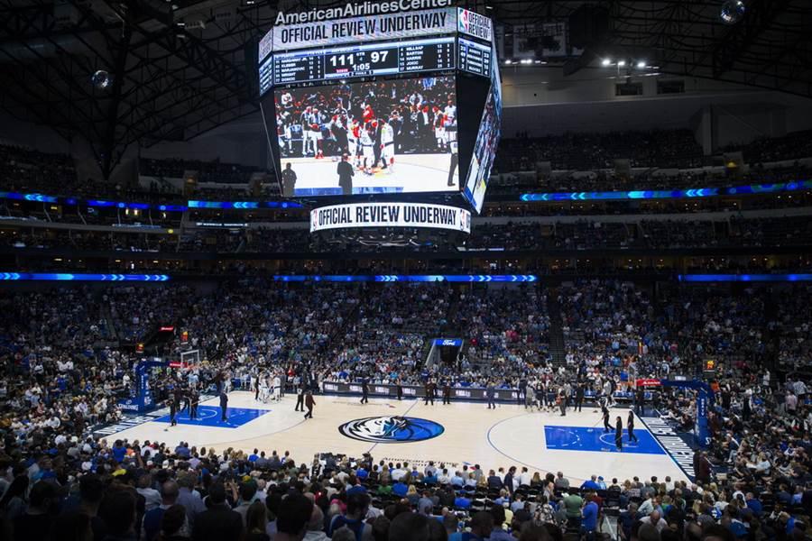 NBA考慮下季限制球館上座率在15%到20%之間,這可能做到嗎?(美聯社)