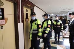 防疫作戰非常時期 三峽警全面清查KTV、小吃部