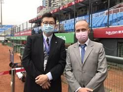 中職開幕國際關注 提供英文轉播「看見台灣」