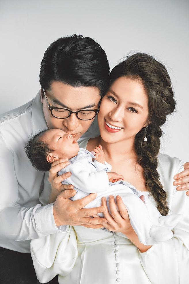 最辣闊太徐子淇,看的出來她已是4個孩子的媽嗎?