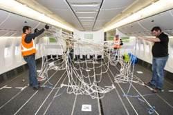 加航三架777客機改裝 貨運能力翻倍 可載約9百萬個醫用口罩