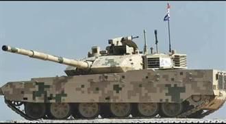 大陸向奈及利亞交付VT-4主力戰車