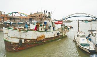 永安漁民控中油 施工破壞漁場生態