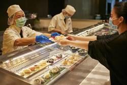 安心嗑Buffet 寒舍艾美探索廚房推出「無夾服務」