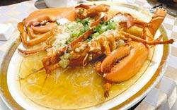 台中北海岸海鮮婚宴會館 儲值萬元可大啖12隻活龍蝦
