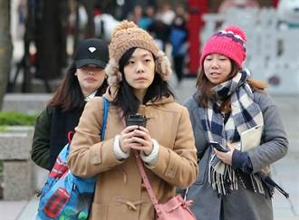 挑戰寒流!台北10.3度 成24年來最冷4月天 晚上11縣市10度以下