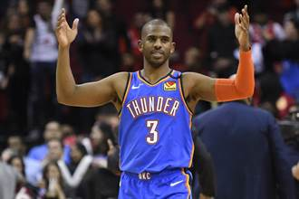 影》NBA投籃賽 保羅爆冷輸女將