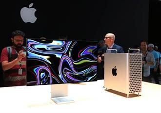 Q1全球電腦出貨下降8% 蘋果Mac出貨量降21%最傷