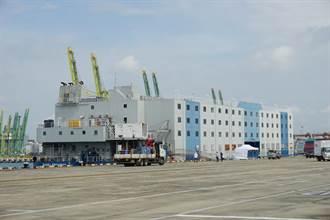 防新冠病毒 新加坡準備移工專用海上旅館