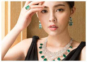 蕭邦珠寶登台 獻上台灣VIP最愛的祖母綠、蘭花珠寶