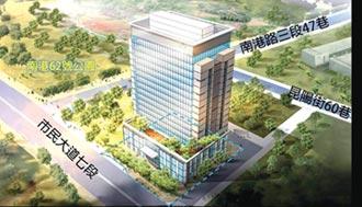 台鐵再招商 打造企業總部新聚落
