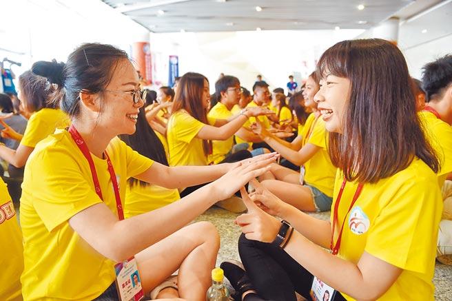 陸生不來,恐將造成兩岸文化交流中斷。圖為2017年8月9日至14日在福州舉行的第五屆海峽青年節活動。(新華社)