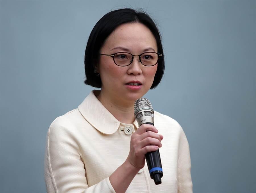 台大醫學院教授黃韻如。(資料照 趙雙傑攝)