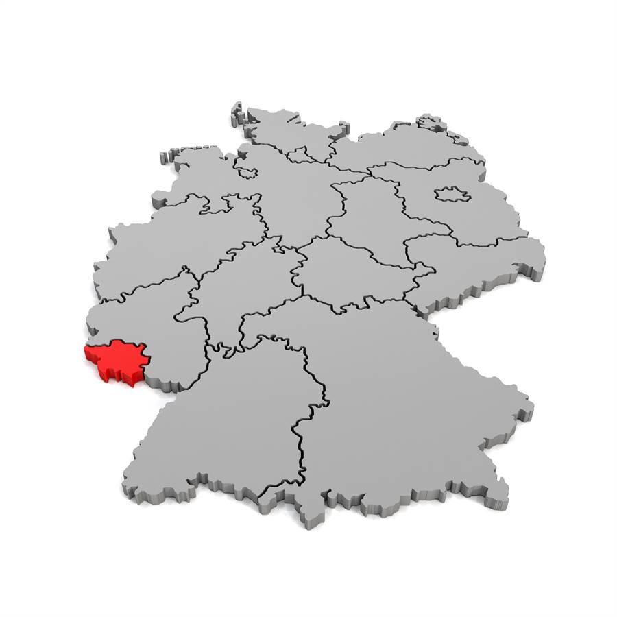 德法邊境爆歧視。(圖/Shutterstock)