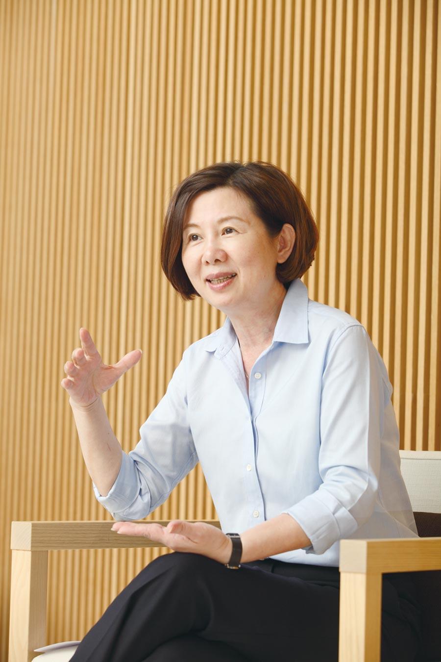 國揚實業總經理彭邵齡。圖/本報資料照片