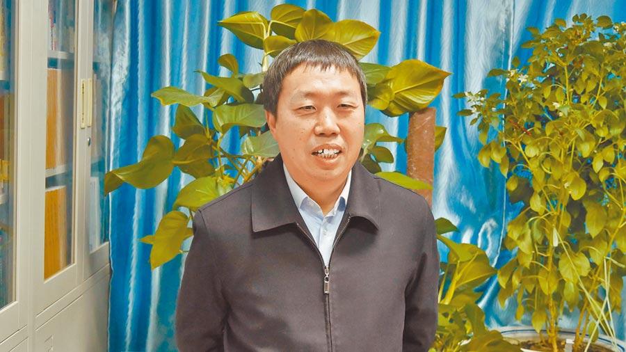 北京聯合大學台灣研究院副院長李振廣稱,兩岸關係前景不樂觀。(記者陳柏廷攝)