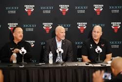 NBA》公牛大改組 開除11年老總管