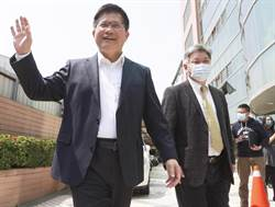 藍營笑不敢改華航 林佳龍嗆「先改台灣國民黨」