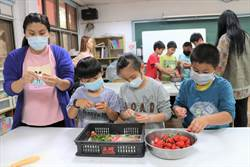 DIY學食品科學 東興國小做果乾籌校慶經費