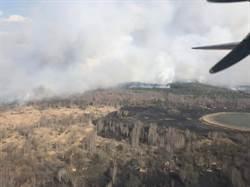 車諾比森林大火不止 烏克蘭派部隊支援