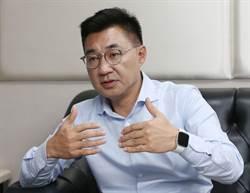 江啟臣臉書民調 98%贊成紓困發現金