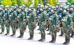 防疫 5月起新兵訓練員額減半