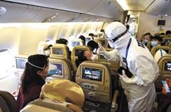 搭機有風險 費用貴森森 陸籲海外華人 返家先緩緩