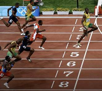 百米世界紀錄保持人波特呼籲保持安全距離