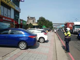 楊梅警實施路暢專案 大幅減少交通事故