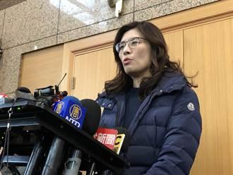 鄭麗文:國軍口罩不足 憂心國防大學「咳」出防疫破口