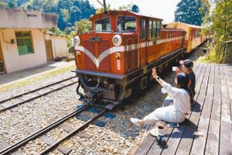 阿里山林鐵主題列車 明起停開