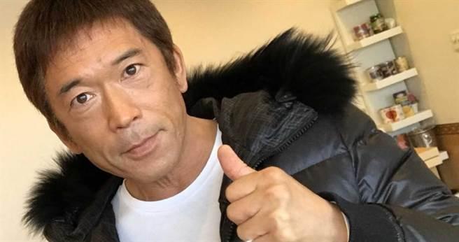 53歲「獵豔帝王」澤木和也罹癌。(圖/推特)