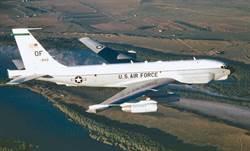美軍RC-135上午飛越台北市?專家:設定錯誤