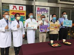 業績掉5成也要挺醫護 台南2旅宿業捐300份餐點給奇美醫