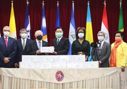 捐贈友邦MIT熱像儀 外長:具體行動貢獻全球防疫Taiwan is helping!