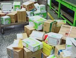 郵包化整為零逃漏稅 這種情況最易被捉包