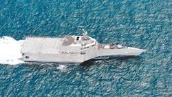 羅斯福號養病 美軍派艦南海練兵
