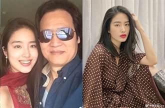劉亦菲乾爹父女戀傳娶她 女星封口4月首回應出人意料