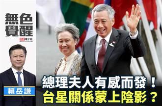 無色覺醒》賴岳謙:總理夫人有感而發!台星關係蒙上陰影?
