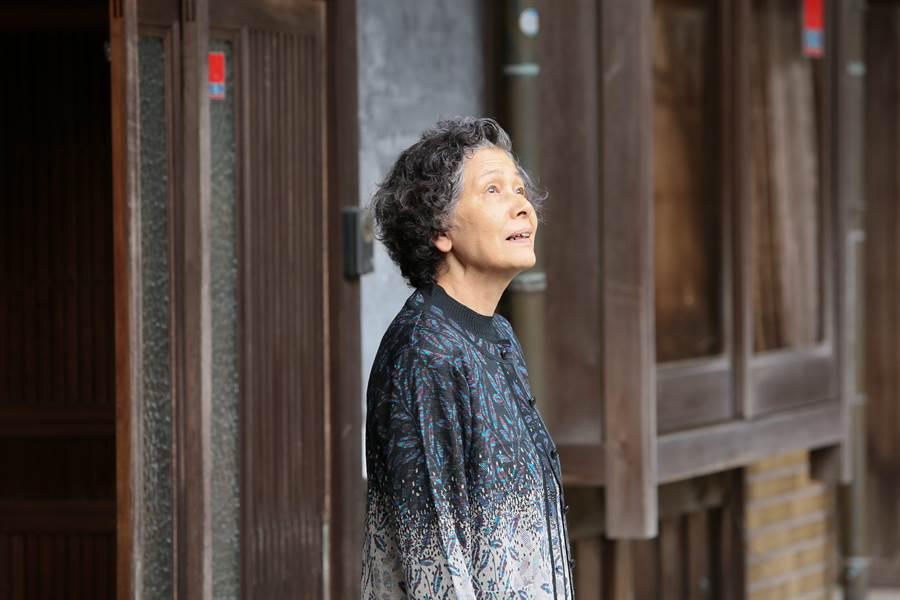 今年73歲的日本資深女星白川和子,仍活躍在日本電影圈。(華映娛樂提供)