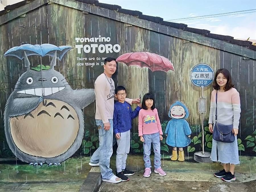 愛家的蘇永誠(左)在拚事業之餘,每年都規劃兩次的家庭旅遊,享受家庭時光!